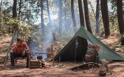 Faire du camping sauvage : 5 accessoires indispensables